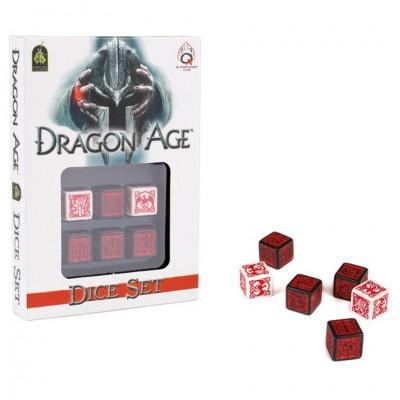 Dragon Age Dice Set (6)