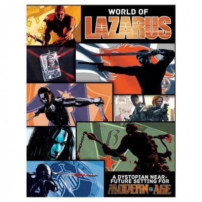 Modern AGE: The World of Lazarus