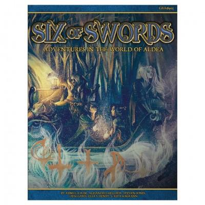 Blue Rose: Six of Swords (SC)