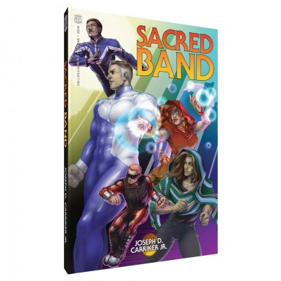MM: Sacred Band (Novel)