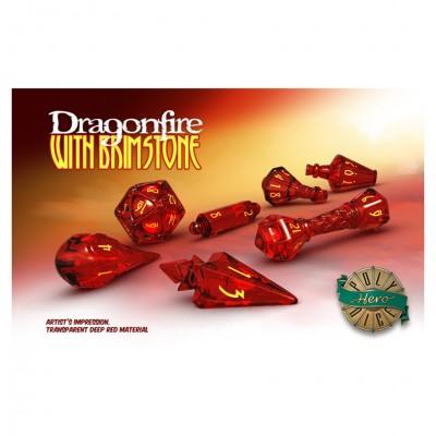 Dice: Wizard Dragonfire/Brim