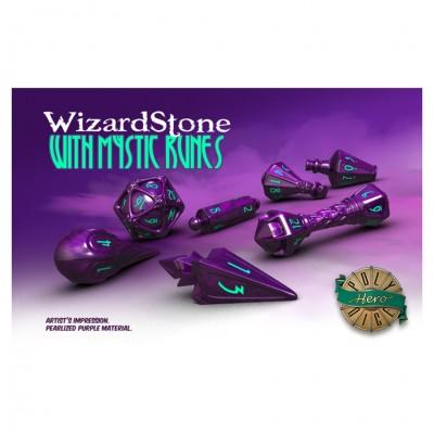 Dice: Wizard Wizardstone/Mystic