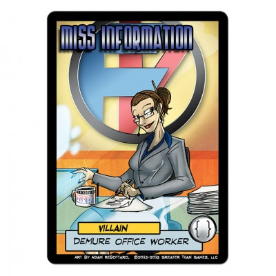 SOTM: Miss Information Mini-Expansion