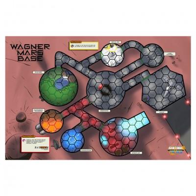 Sentinel Tactics: Wagner Mars Map Pk