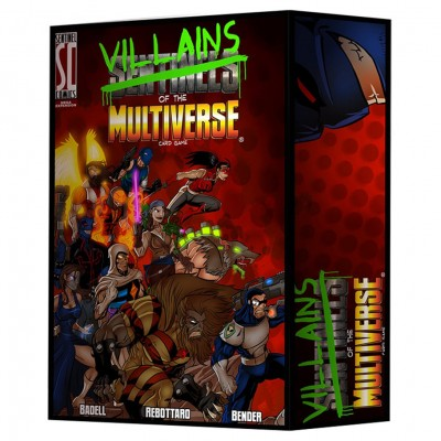 SOTM: Villains of the Multiverse