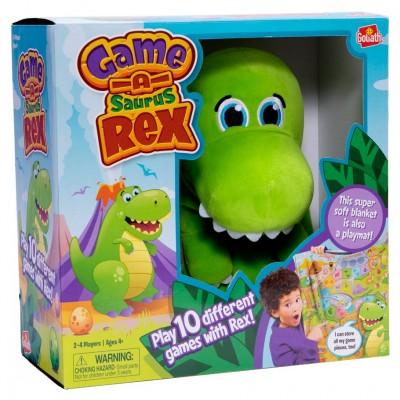 Game-A-Saurus Rex