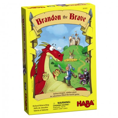 Brandon the Brave Demo
