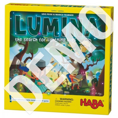 Lumina: Search for Lightning Bugs Demo
