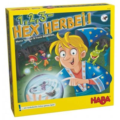 1, 2, 3 - Hex Herbei! Intl