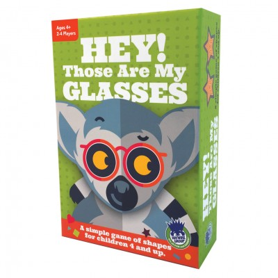 Hey! Those Are My Glasses!