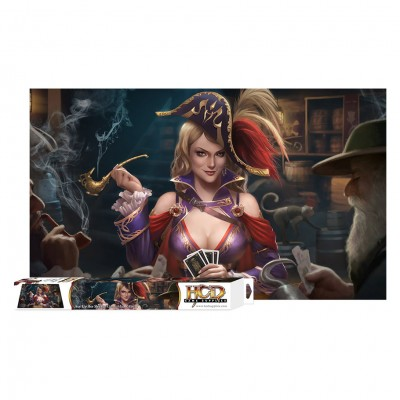 Play Mat: Ace Up Her Sleeve