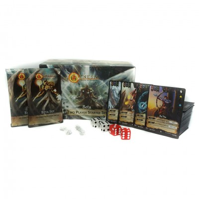 Genesis: Battle of Champions Starter Set