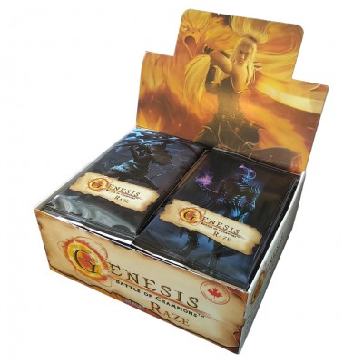 Genesis: Battle of Champions RazeBD