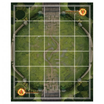 Playmat: Premium: Genesis: Ajna