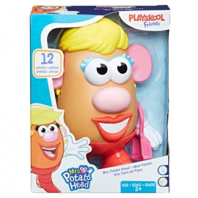PLAY: MPH: Mrs. Potato Head Solid (4)