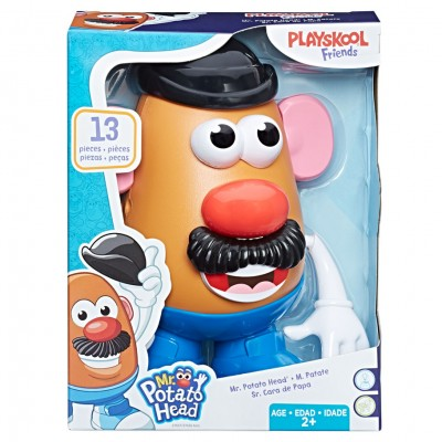 PLAY: MPH: Mr. Potato Head Solid (4)