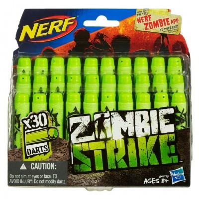 Nerf: Zombie: Refill 30ct Pk
