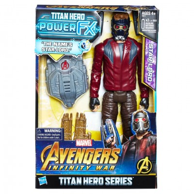 "AVG: 12"" TH Power Tech Starlord (4)"