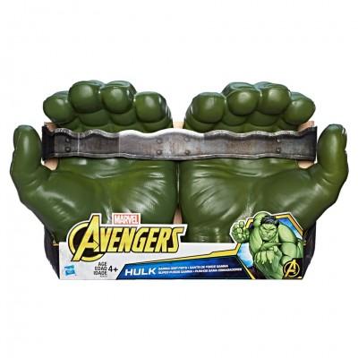 AVG: Hulk Gamma Grip Fists (2)