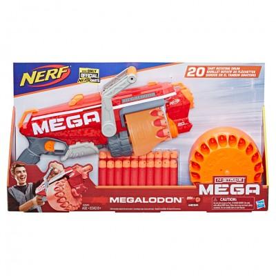 Nerf: Mega: Megalodon (2)