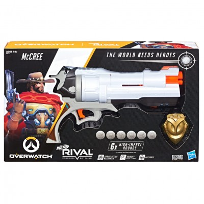 Nerf: OVW: Rival: Mccree (3)