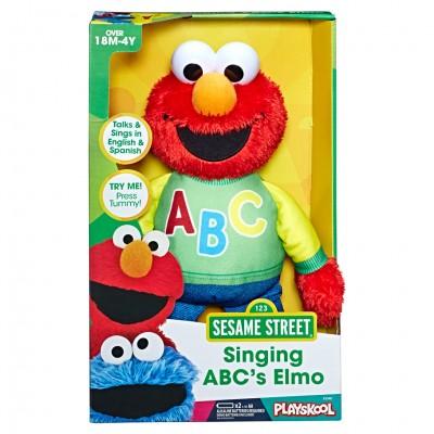 SES: Singing Abc Elmo Plush (3)