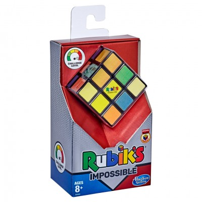 Puzzle: Rubik's Impossible