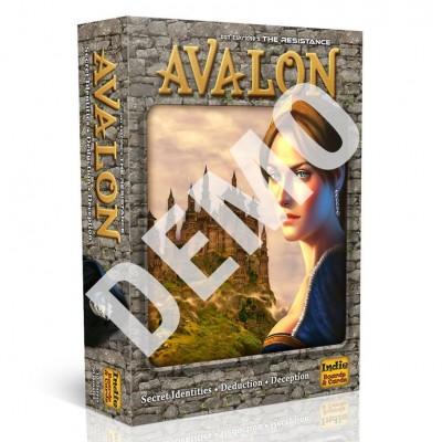 The Resistance: Avalon Demo