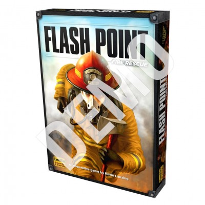 Flash Point Fire Rescue 2nd Edition Demo