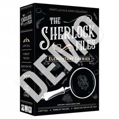The Sherlock Files DEMO