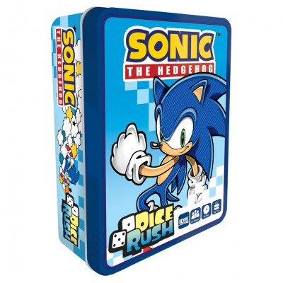 Dice Rush: Sonic The Hedgehog