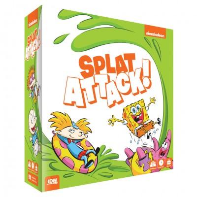 Nickelodeon Splat Attack!