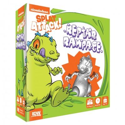 Nickelodeon Splat Attack! Reptar Rampage