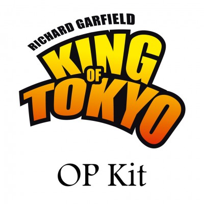 King of Tokyo 2E: OP Kit