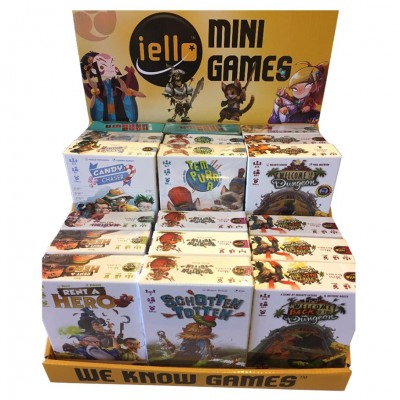 Mini Game Display