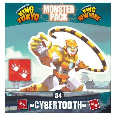 King of Tokyo 2E: Mon Pk 3: Cybertooth