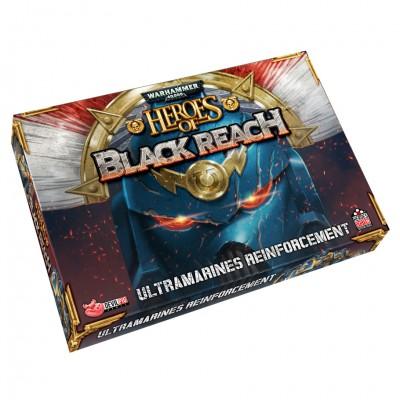 Heroes of Black Reach: Ultramarine Reinf