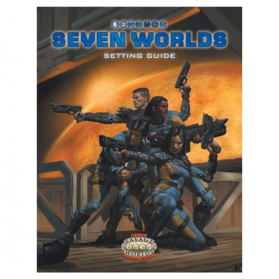 SW: Seven Worlds: Setting Guide