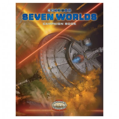 SW: Seven Worlds: Campaign Book