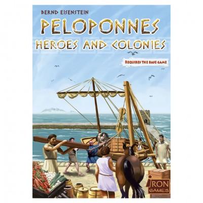 Peloponnes: Heroes & Colonies
