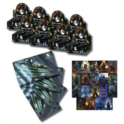 UFS: Mortal Kombat X Prerelease Kit