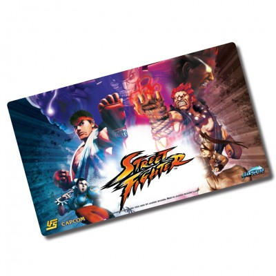 Play Mat: Street Fighter Collage