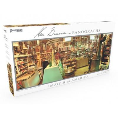 Puzzle: Panoramic: Cataract Store: #504