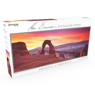 Puzzles Panoramic: Delicate Arch: # 504