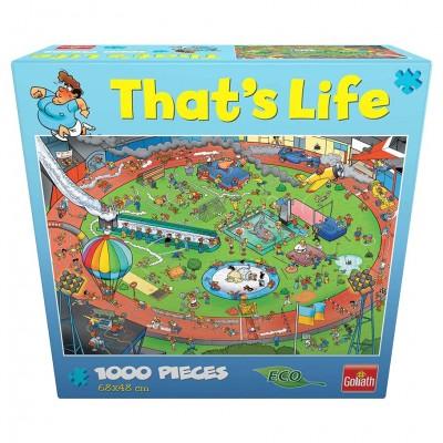 Puzzle: That's Life: Sport: 1000 Pieces