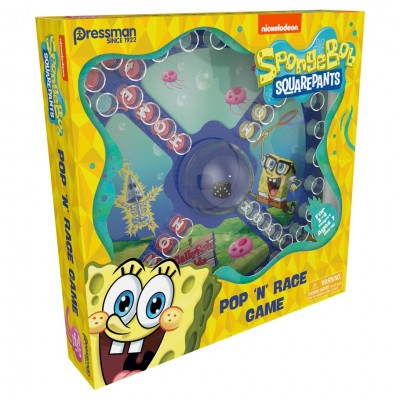 Spongebob Squarepants: Pop 'n' Race