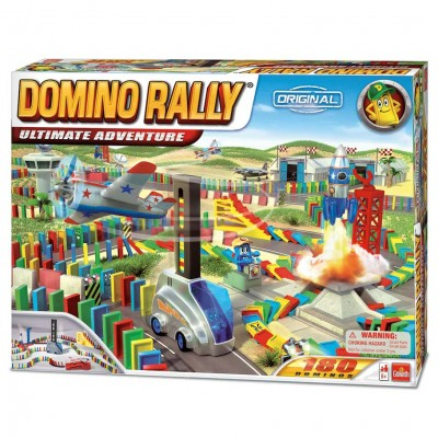 Domino Rally: Ultimate Adventure