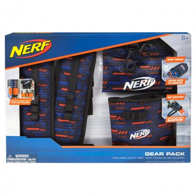 Nerf: Elite Mobile Gear Pack (4)