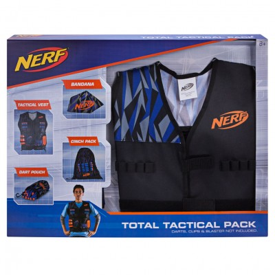 Nerf: Elite Total Tactical Pack (4)