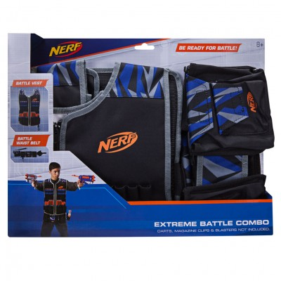 Nerf: Elite Ultimate Battle Pack (4)
